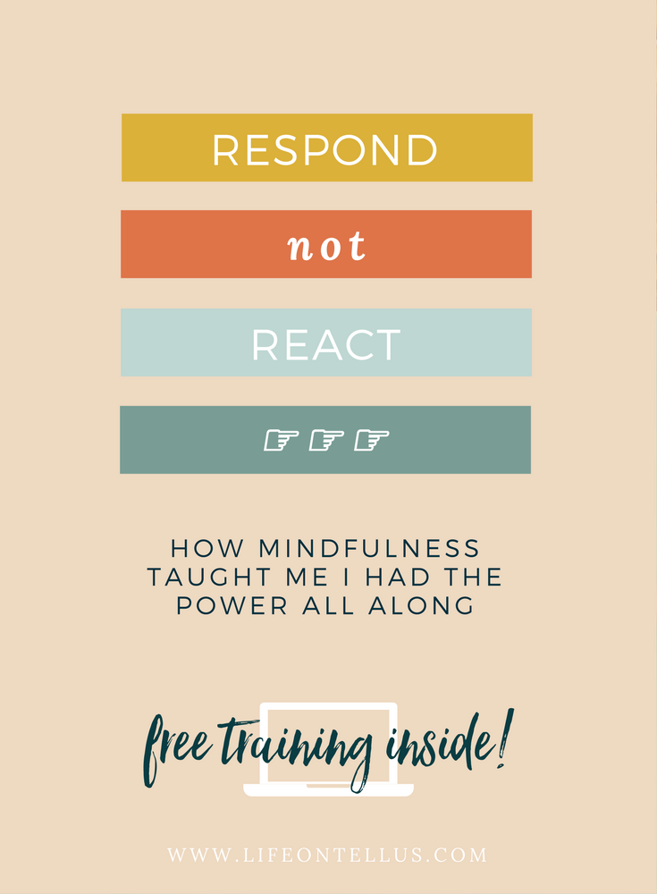How Mindfulness taught me I had the power all along
