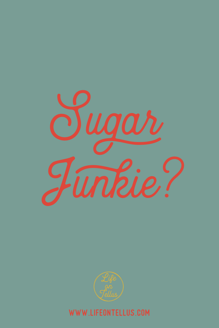 sugar junkie addict