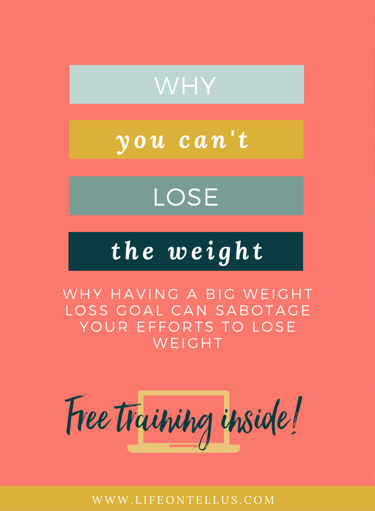 Why you can't lose the weight