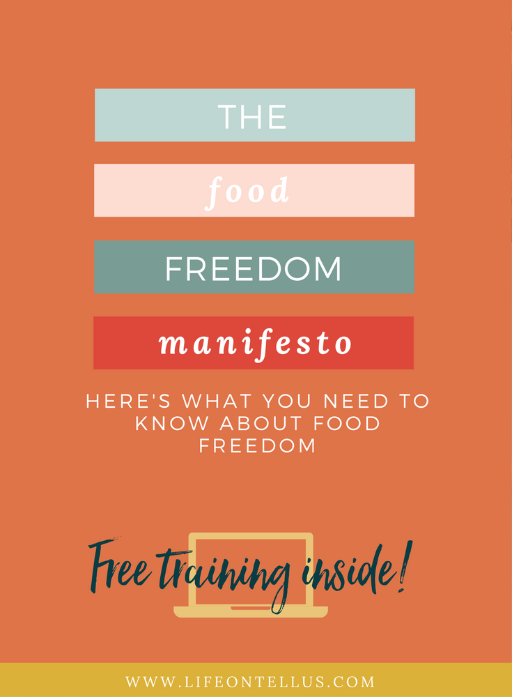 The Food Freedom Manifesto