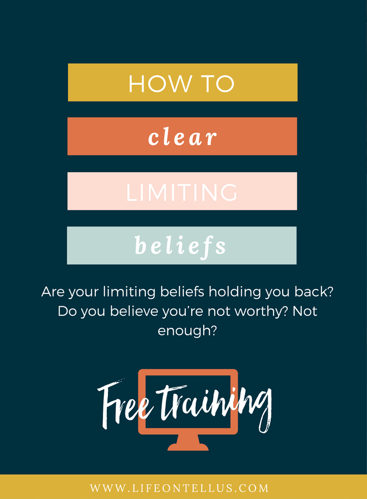 How to clear limiting beliefs