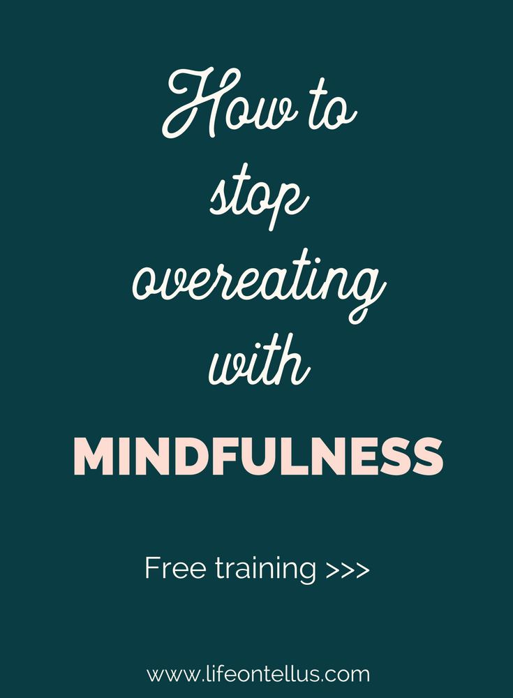 How to stop overeating with mindfulness
