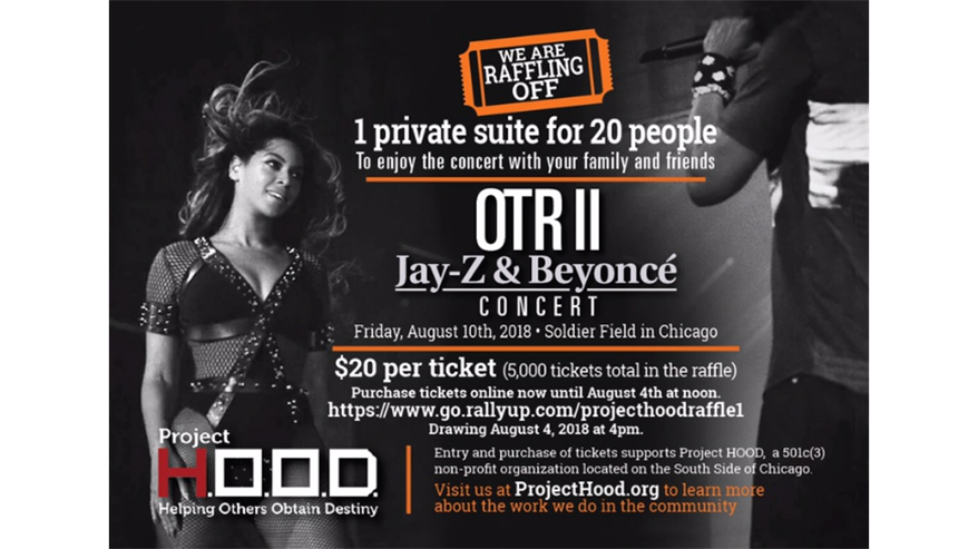 Here's Your Chance to Win a 20 Guest Private Suite for the
