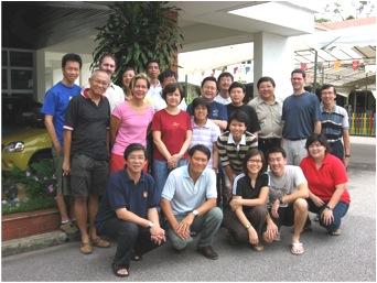 Singapore, September 2011