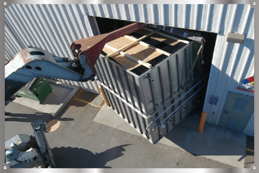 WINE COUNTRY INDUSTRIAL  30,000 GPD MEMPAC-I  SONOMA, CA