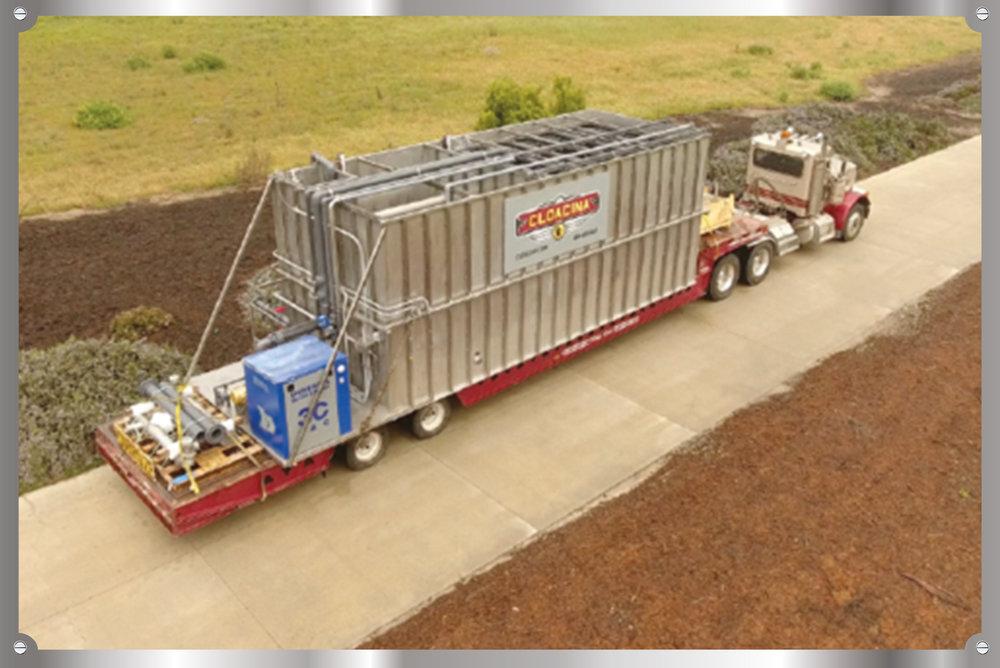 HERZOG WINE CELLARS  30,000 GPD MEMPAC-I  OXNARD, CA