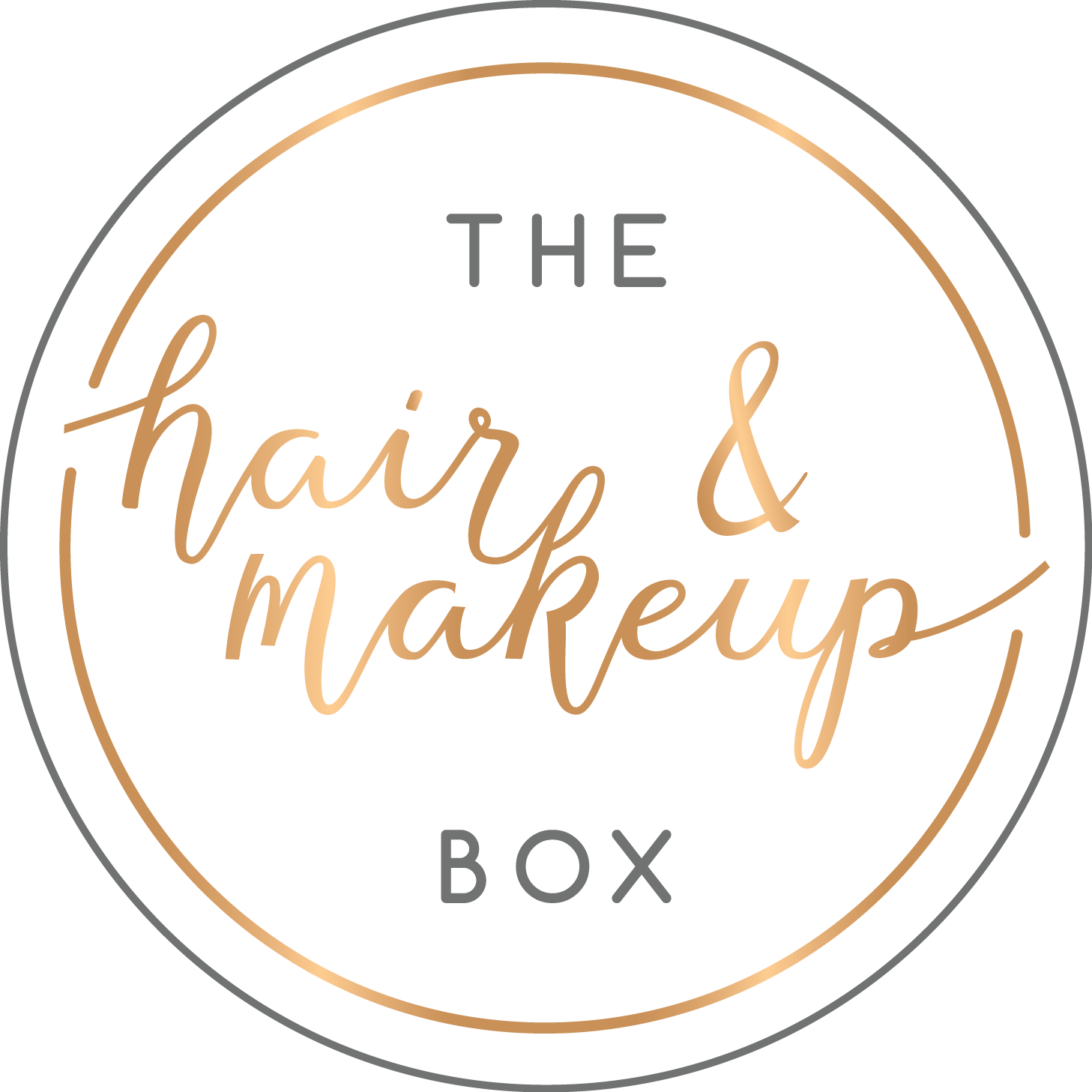 The Hair and Makeup Box