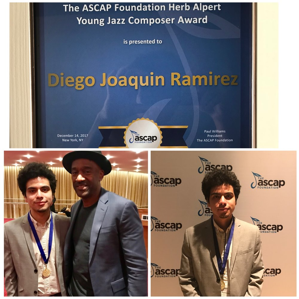 ASCAP Award.JPG