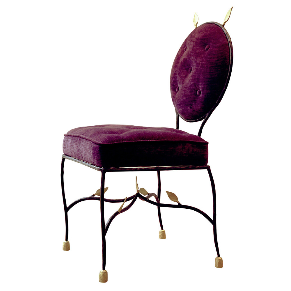 Chaise Feuilles