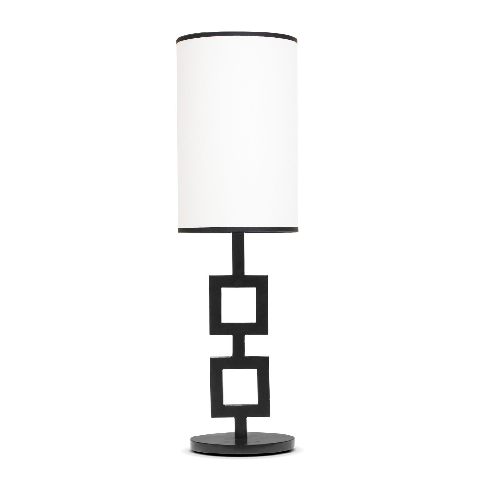 Lampe 2 Carrés