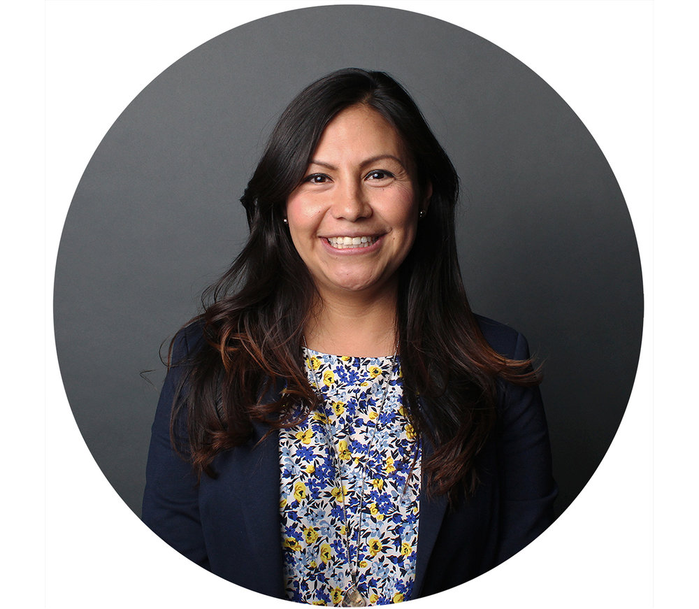 SILVIA ESPAÑA - Bridges Program Director
