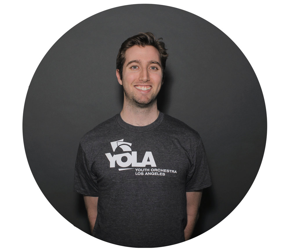 DANIEL SMITH - YOLA at HOLA Music Instructor