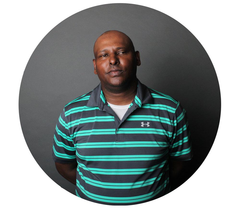 HAYMEN GEBRU - Athletics Coordinator