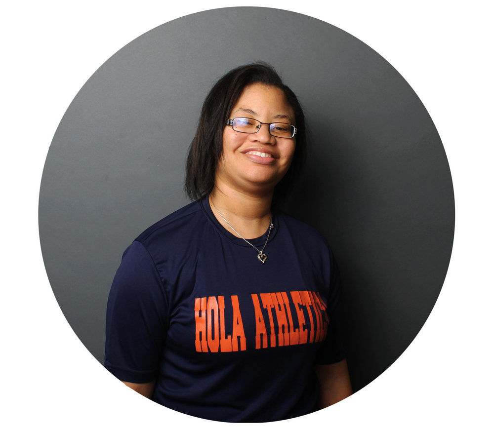 KRISTINA WHEELER - Athletics Coordinator