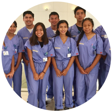Collaboration opens doors to health care careers for