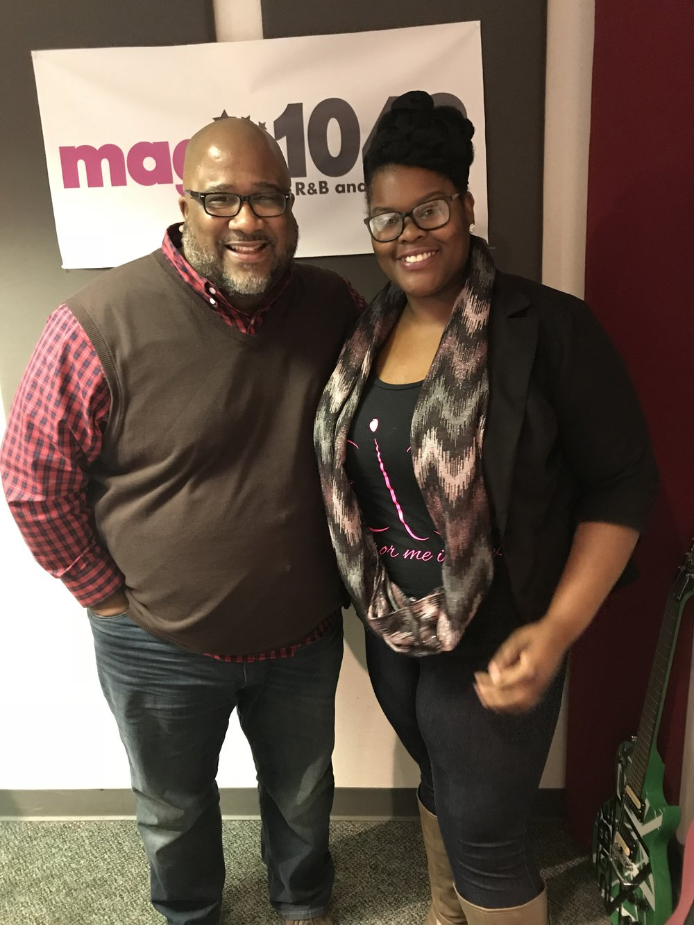 It's Magic!--ya know? Mirror Me Images was honored to be featured on Magic 104.9