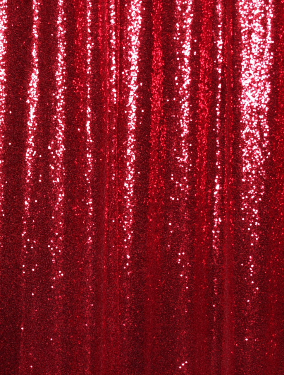 Red Panel Sequins