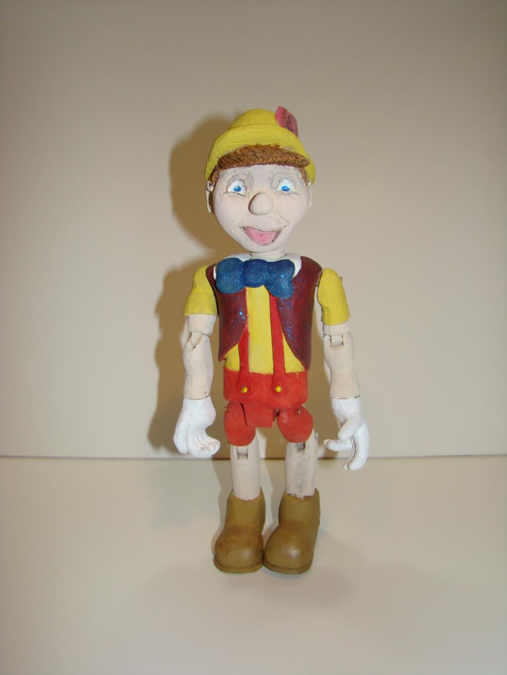 Pinocchio by Ken Maitland