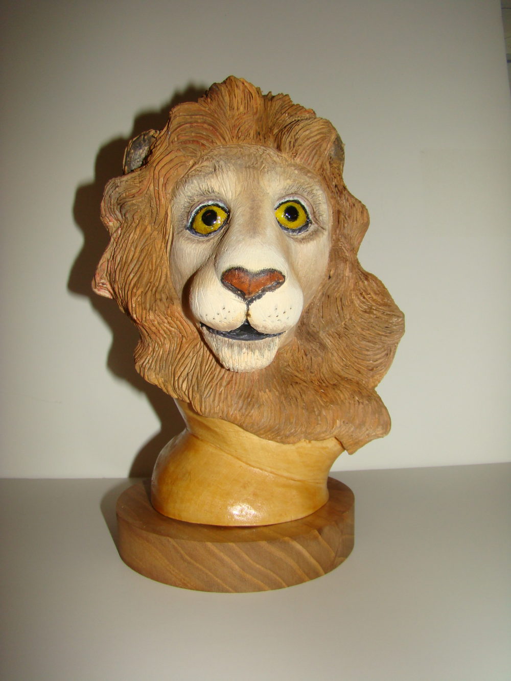 Lion by Ken Maitland
