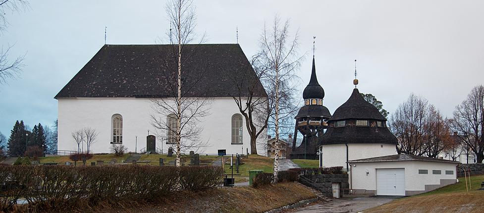 Ljusdals kyrka   Entrepenadform: Totalentreprenad  Pris: 2,3 milj