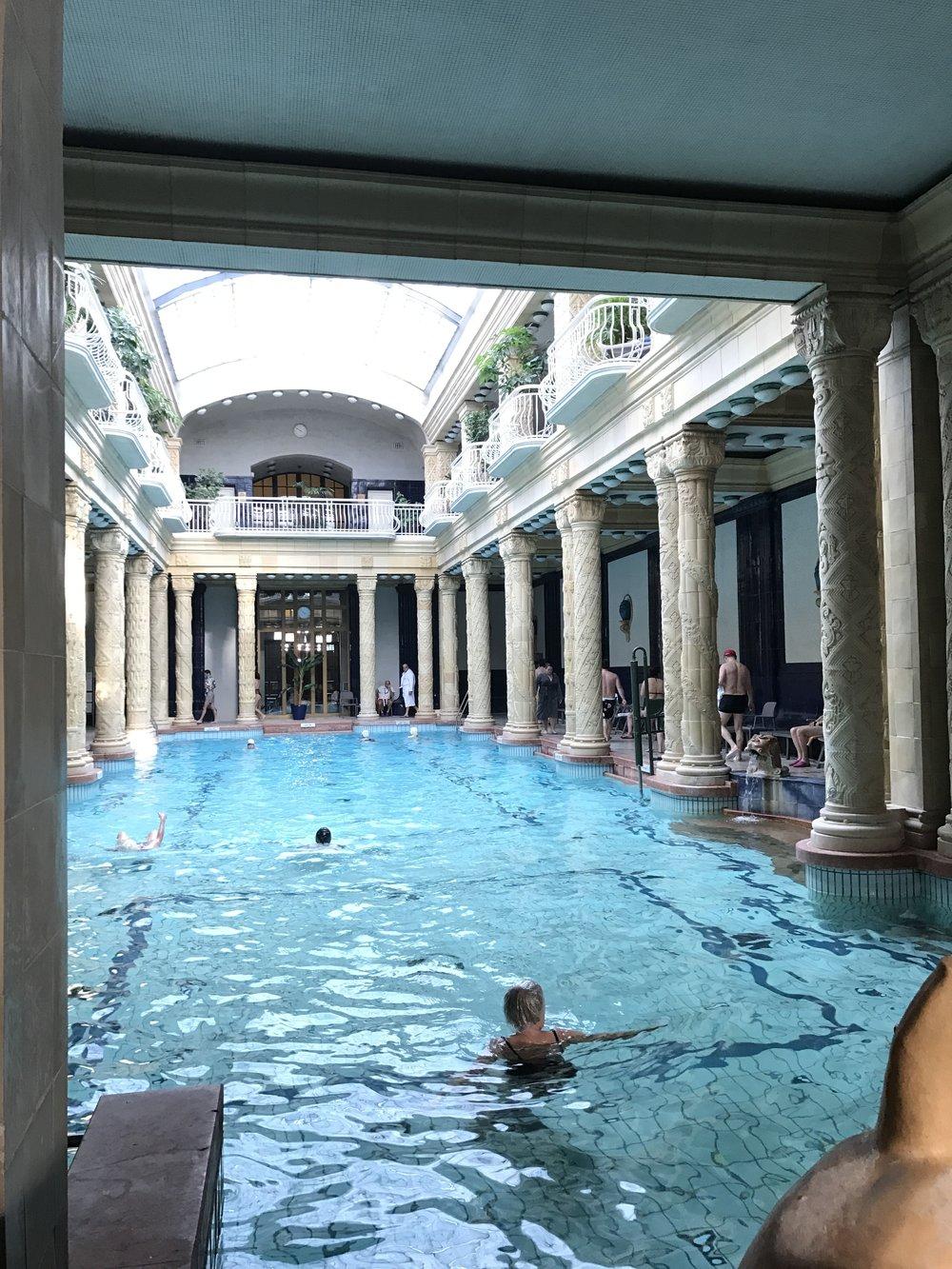 Hotel Gellert Baths