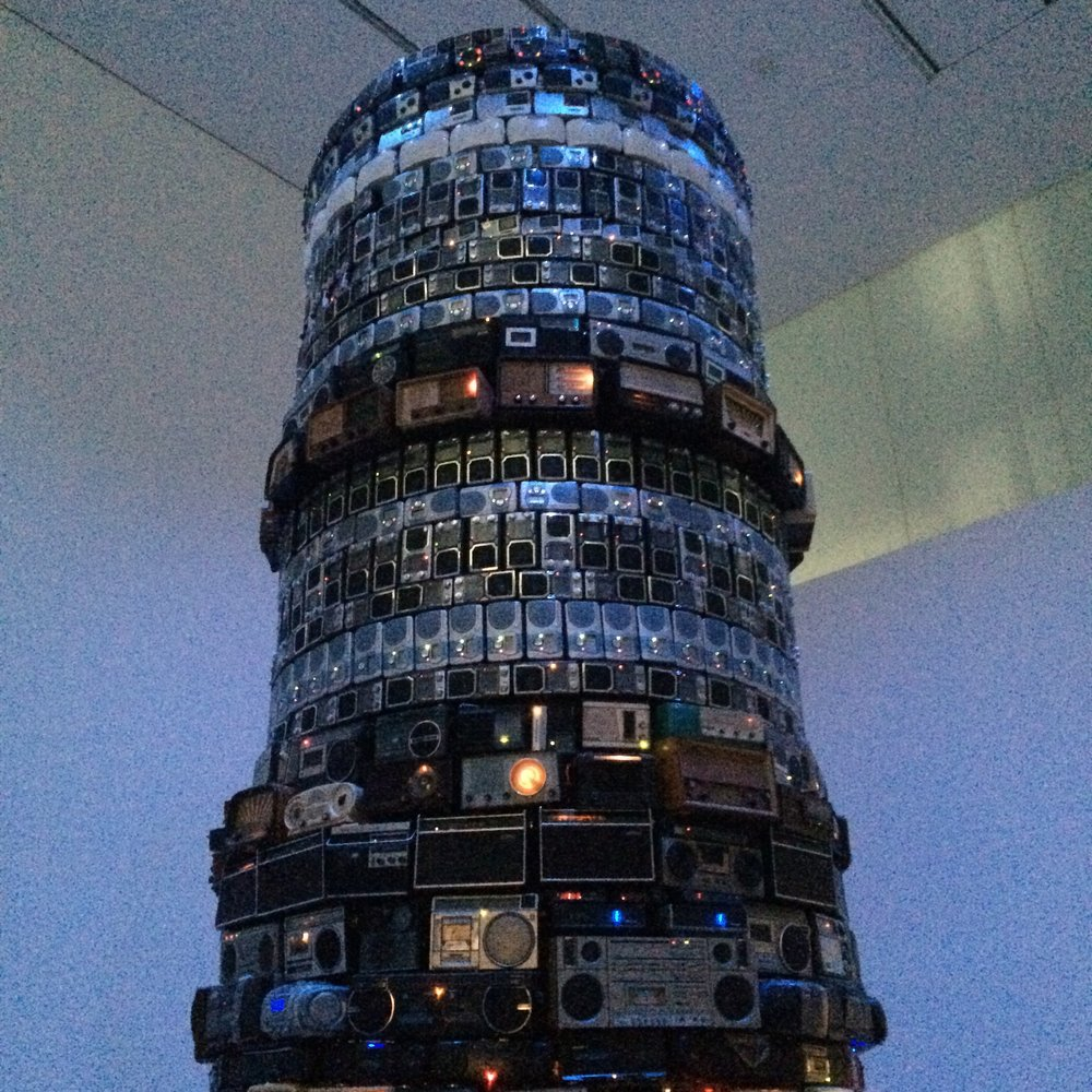 Babel 2001 by Cildo Meireles Tate Modern