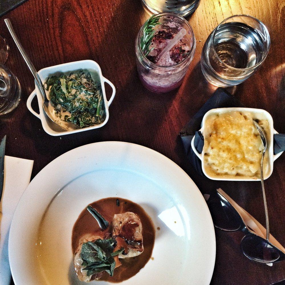 Kyloe Restaurant, Edinburgh