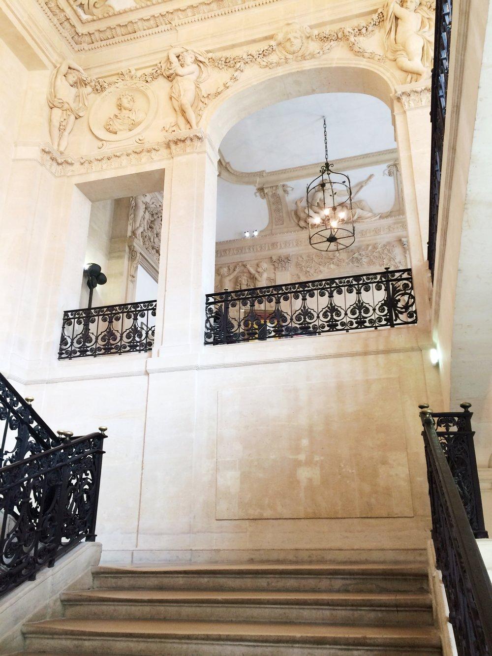 Picasso Museum Paris Stairs.jpg