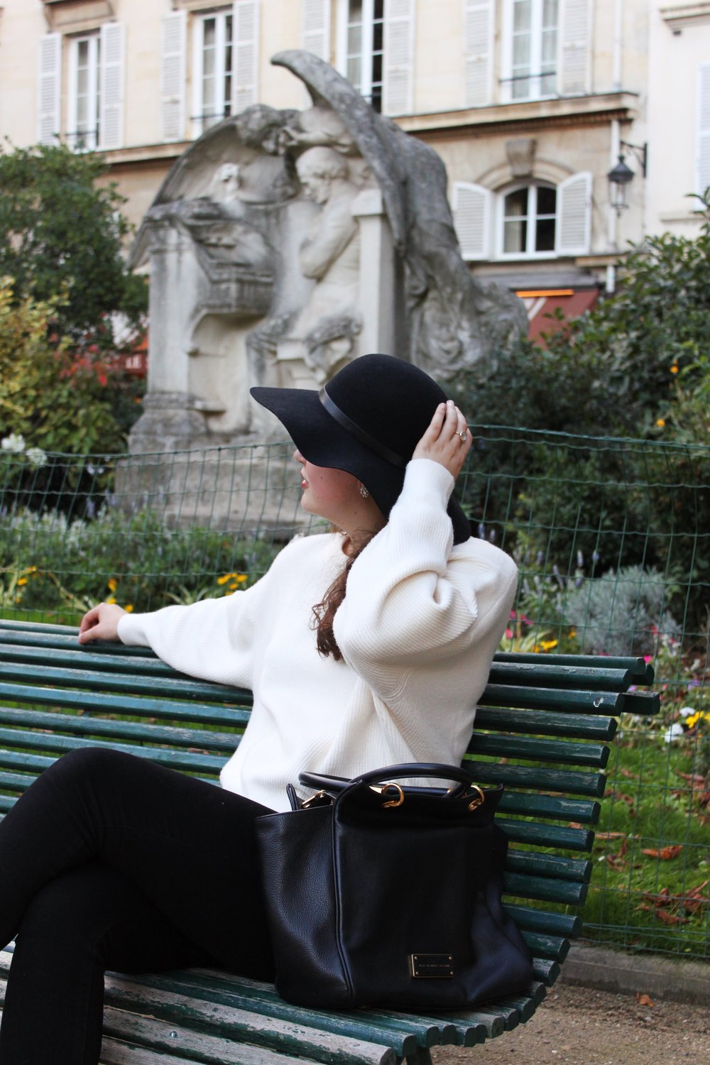 Perfectly Parisian Cady Quotidienne Bench.jpg