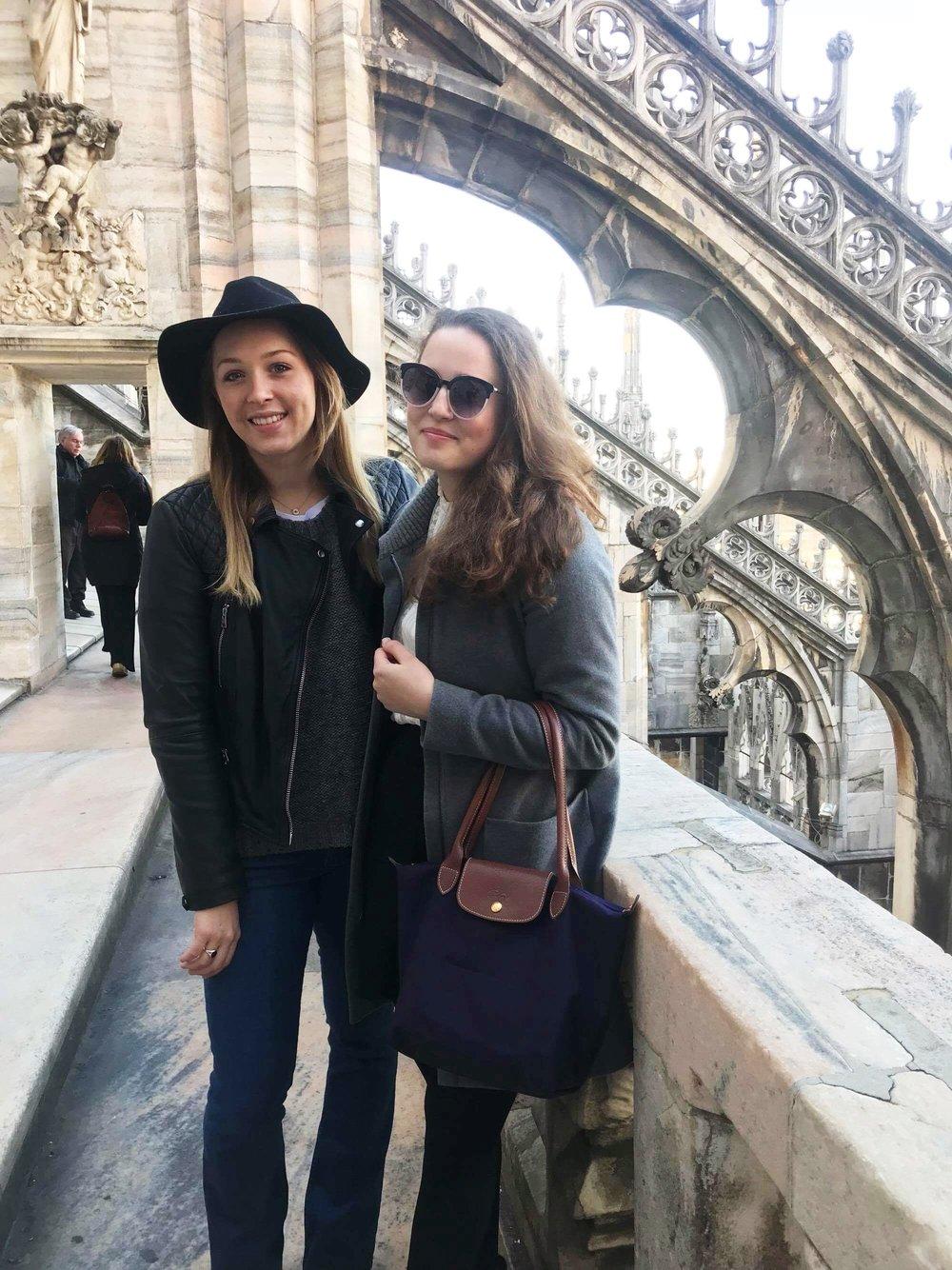 Bella Milano Cady Quotidienne Duomo Girls.jpg