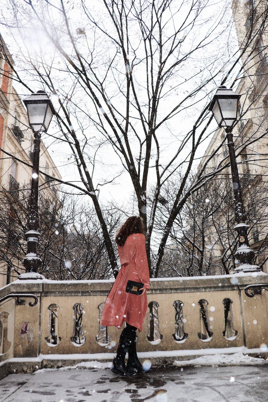 Glamorous Galentine's Cady Quotidienne Paris Snow.jpg