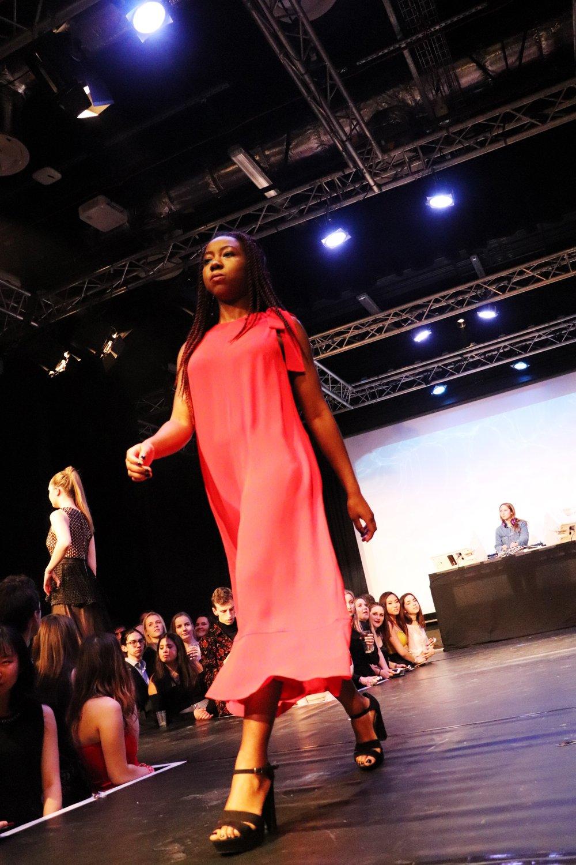 Red Dress Catwalk Fashion Show 2018 | Cady Quotidienne.jpg