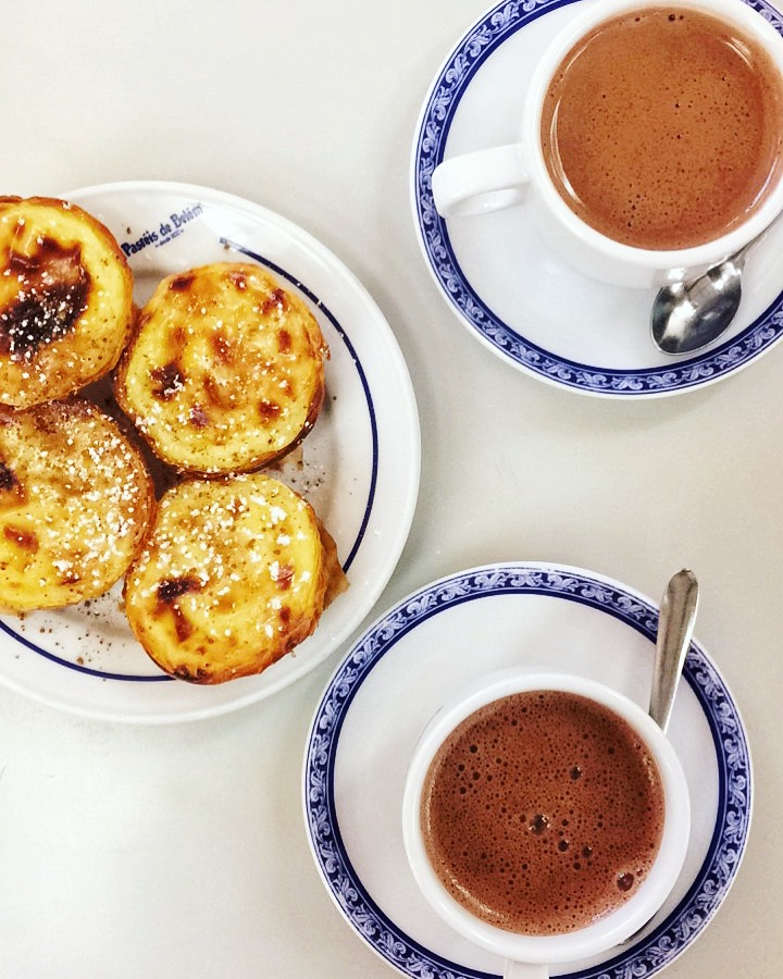 Pastel de Nata, Belem | Lisbon City Break Cady Quotidienne.JPG