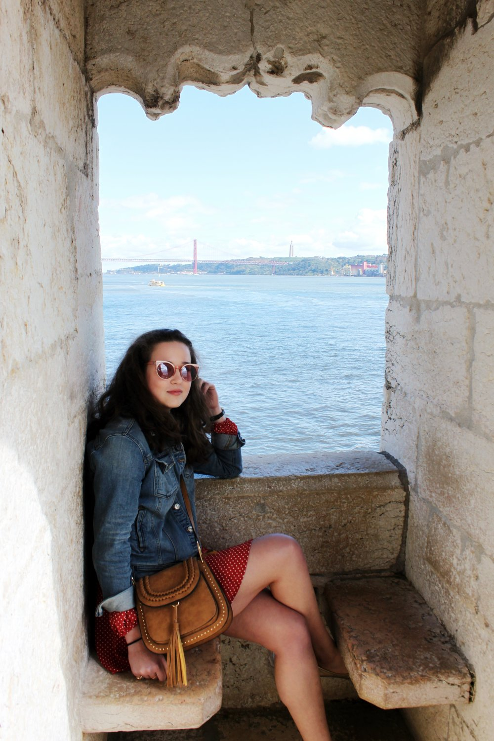 View from Torre de Belem | Lisbon City Break Cady Quotidienne.jpg