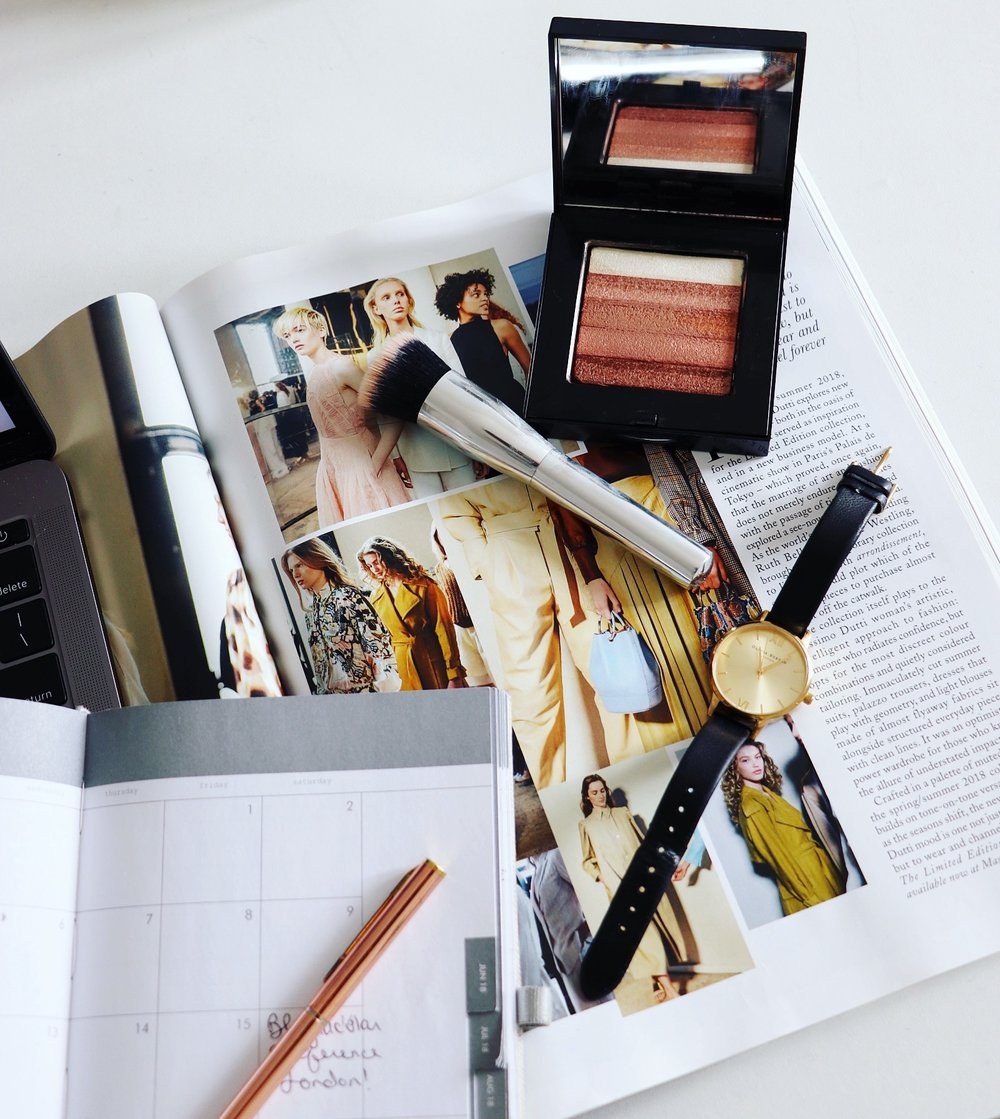 Manic Monday Flatlay | My Love Hate Relationship With Girl Boss Cady Quotidienne.JPG