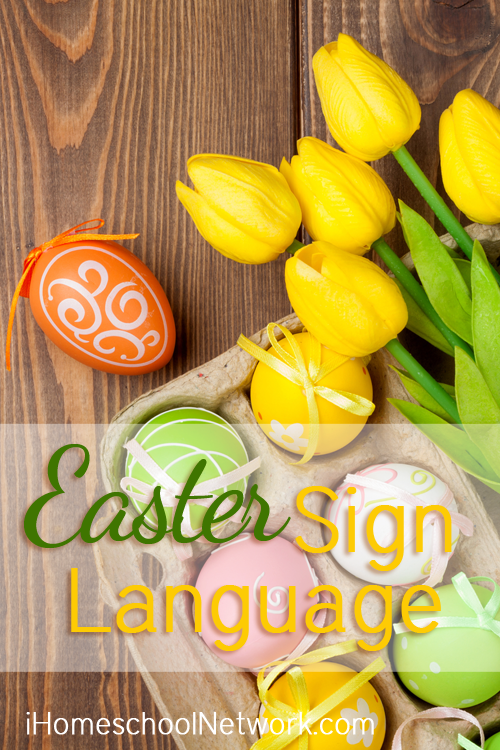 Let's make your Easter awesome and learn some Easter signs! There's two videos for you: religious and fun easter signs, along with FREE worksheets! Pin this to save the two videos.