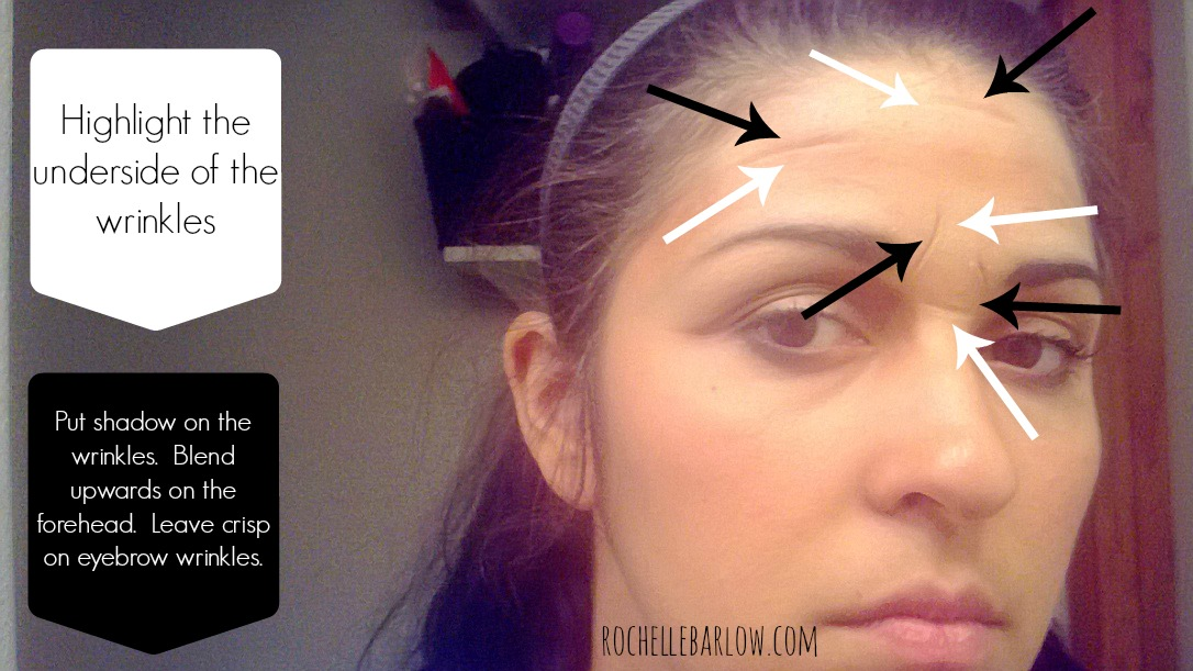 Vertical Wrinkles On Forehead How To Prevent Minimize