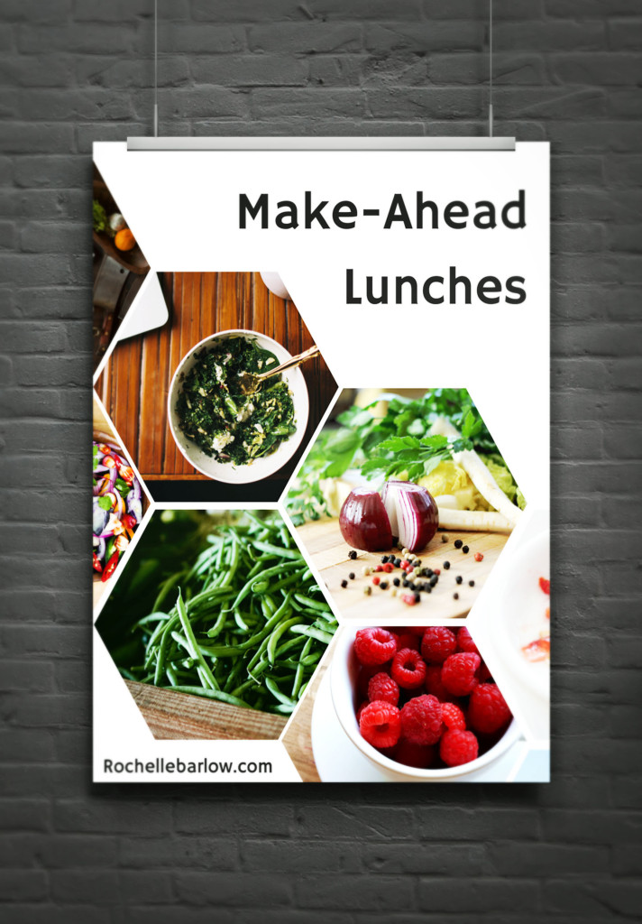 Make-Ahead Lunches Freebie