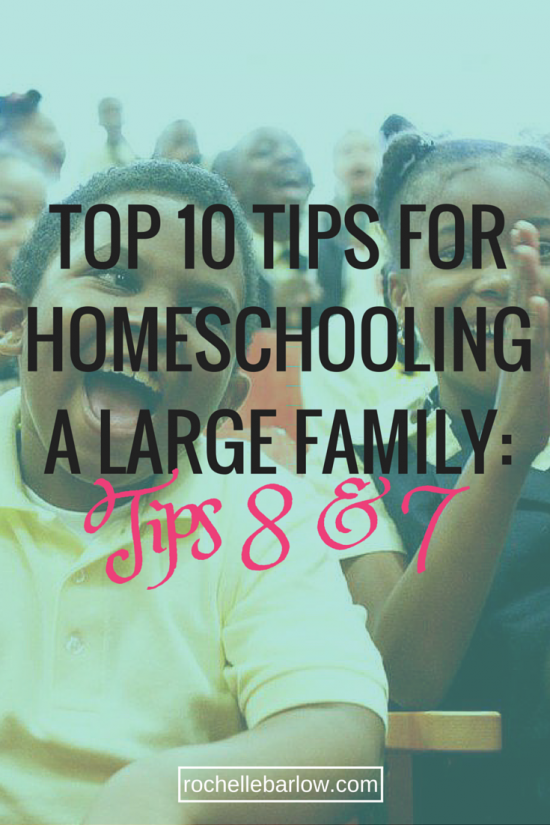 ten tips large family 2 pin