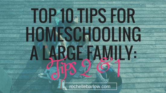 ten tips large family 5 header