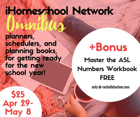 The Homeschool Omnibus is here! Grab the 90 Creative Resources to Refresh Your Homeschool