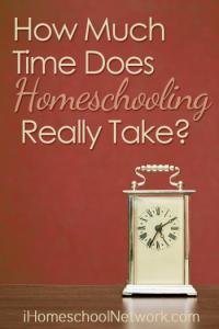 HomeschoolingTimeTakes