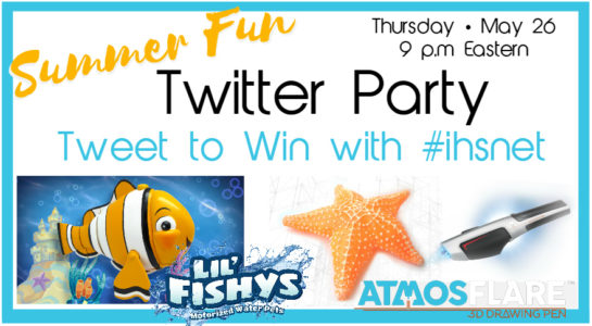 Lil Fishys Twitter Party!