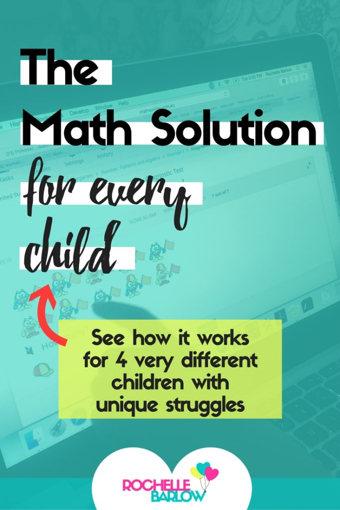 Are you in desperate need of a math solution for your children? I found a program that helped each child, with very different needs, conquer their own math struggles. No more tears, no more power struggles, just enjoyment and true learning. Bonus: it's super affordable. Check it out to see if it'll bless your family.