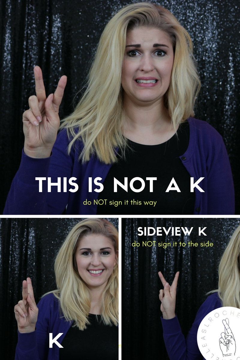 If you're learning the ASL Alphabet it's easy to make mistakes. In fact, there are several that are pretty common and typical for all signers, even if they've been signing for a while. Make sure you aren't making these mistakes with these problem letters. There's a great drill sheet for you to download as well that will help you develop good fingerspelling habits. Check it out, for sure!