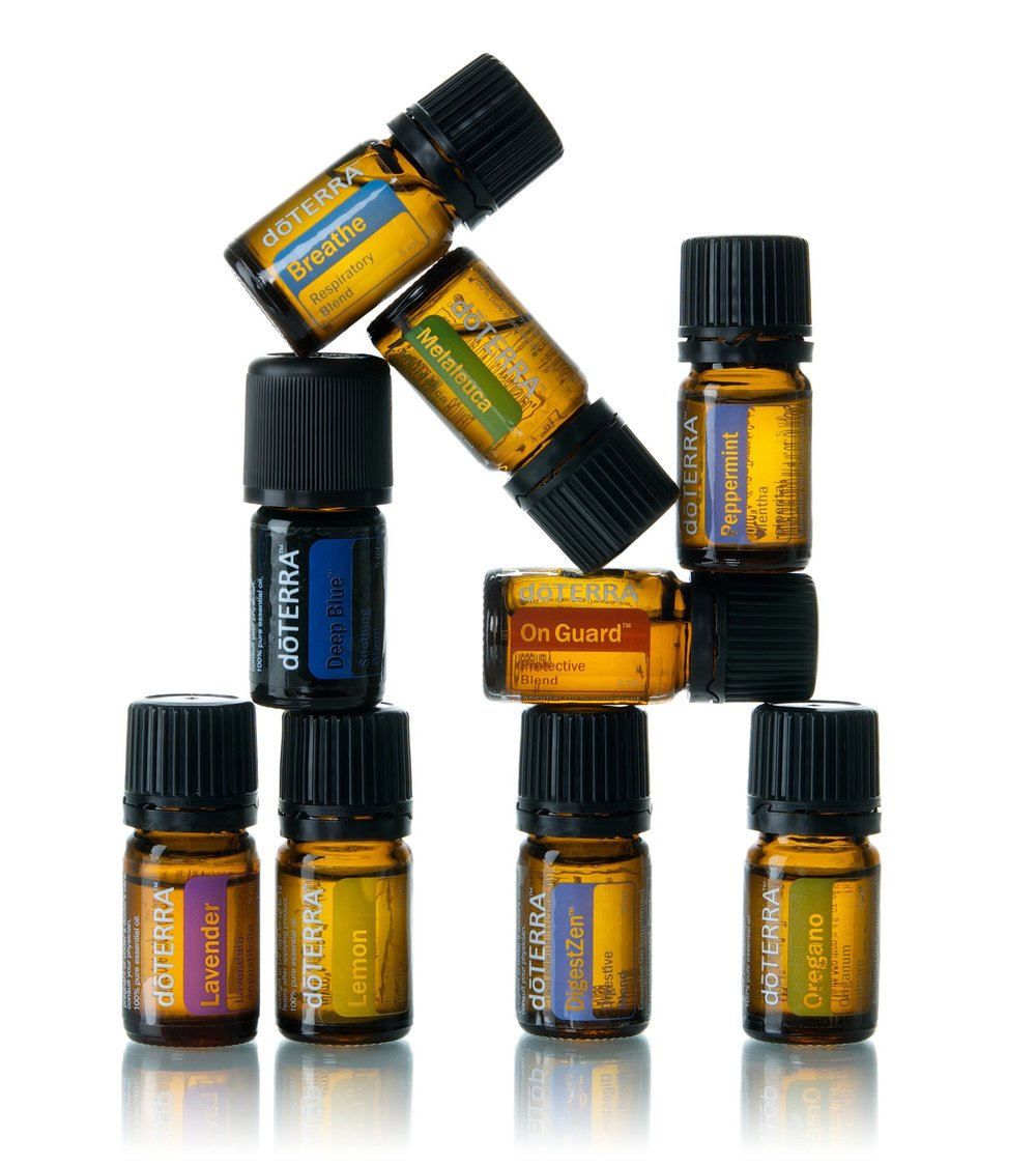 doTERRA - Certified Pure Therapeutic Grade Essential Oils
