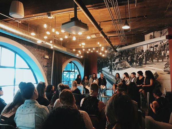 She Can, We Can: A Women's Panel @ WeWork Golden Gate