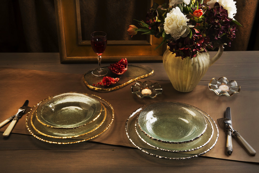 Edgey Dinnerware $95, $105, $137