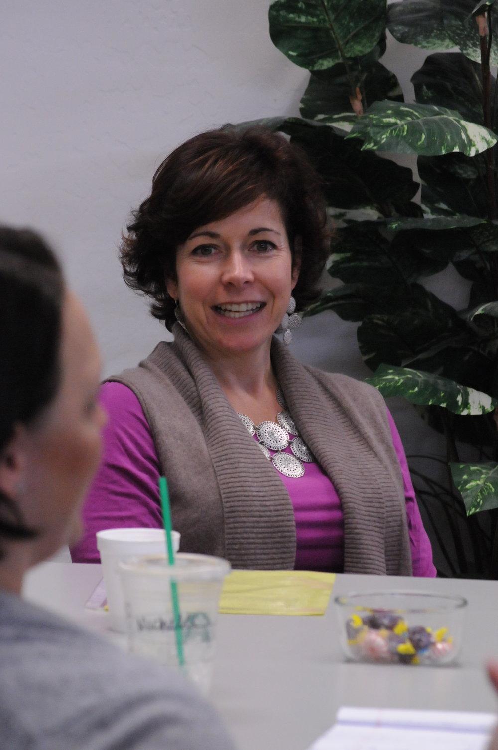Liz Hill, CU Boulder Ombuds