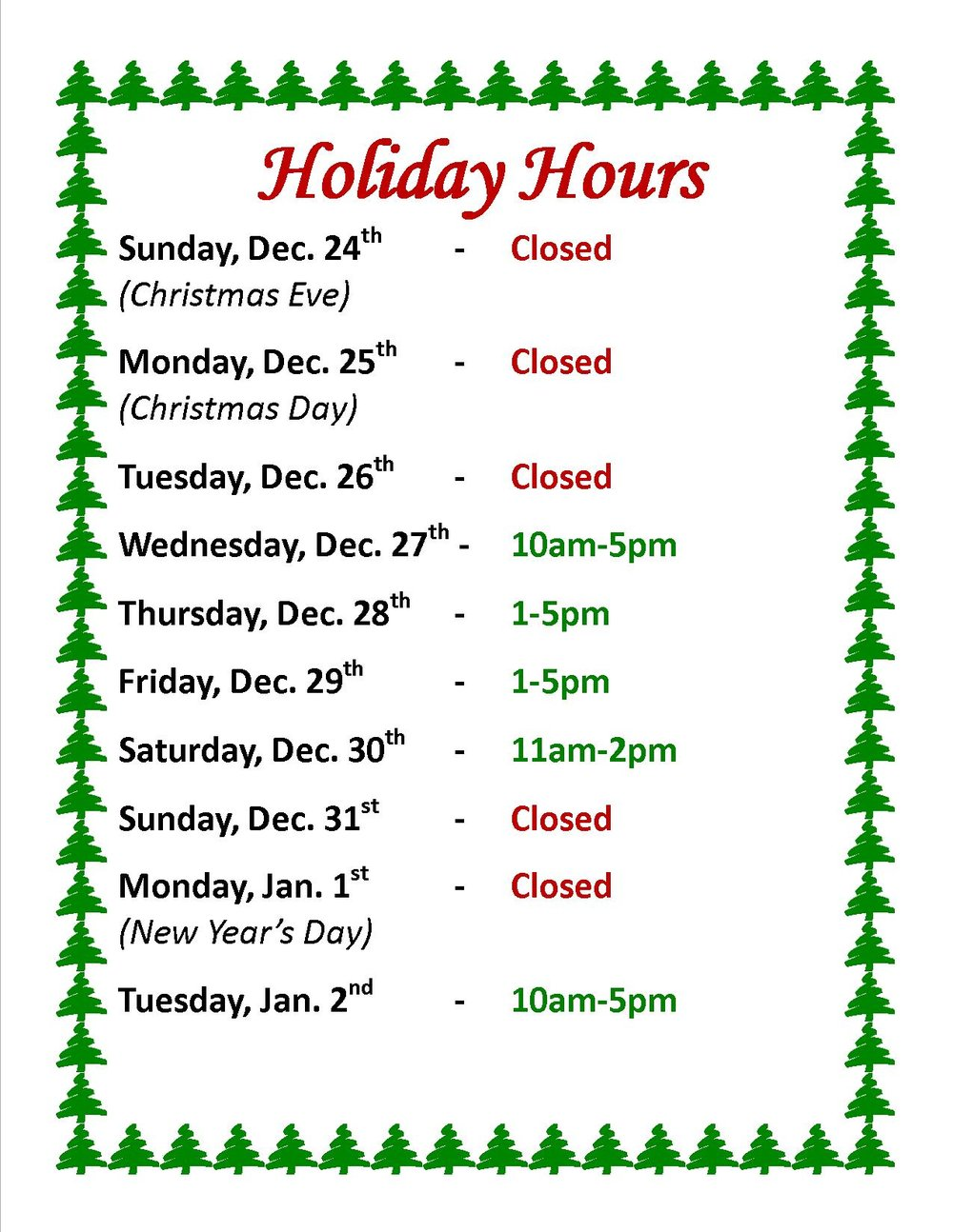 holt holiday hours.jpg